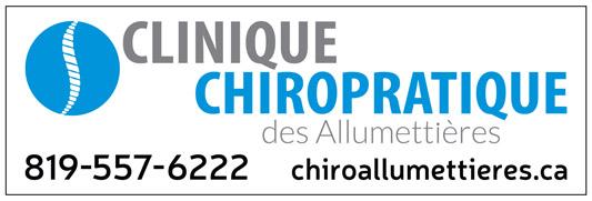 Chiropractic clinic Plateau Gatineau